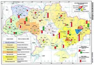 Планування з географії. 9 клас. Економічна і соціальна географія України