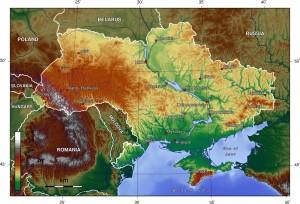 Фізична географія України. Планування 8 клас