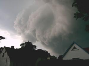 Погода і небезпечні погодні явища на території України