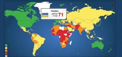Світ відкриває Україну