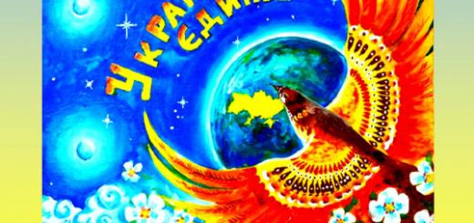 Україна - єдина держава. Конспекти уроків