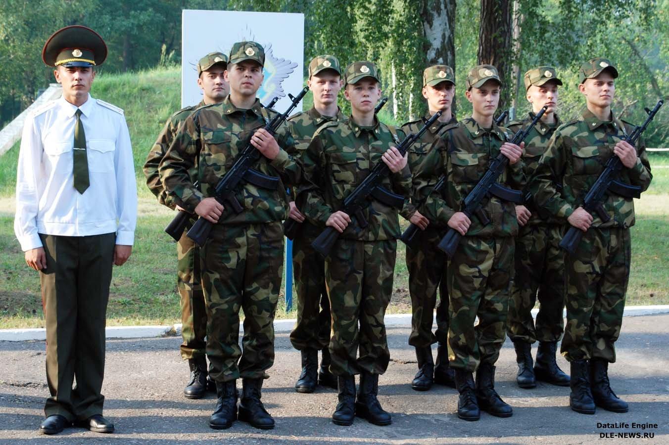 Присяга військовослужбовця