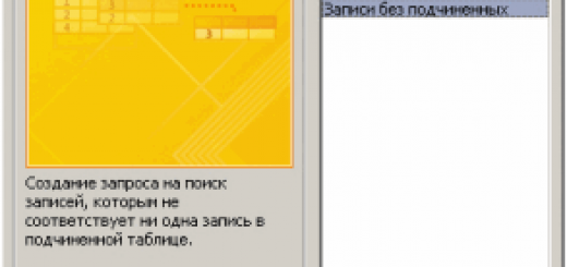 Лабораторна робота Microsoft Access Формування запитів