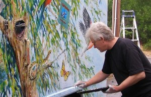 Modern Ukrainian Painters