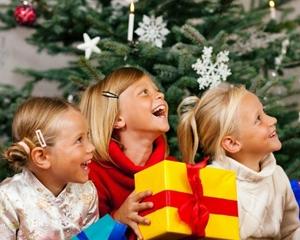 Новорічне свято казка