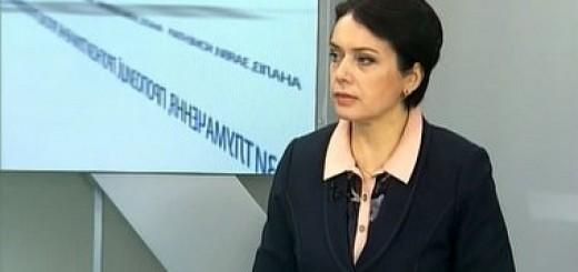 Лілія Гриневич про бюджет 2015
