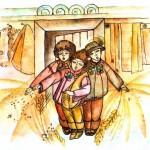 Засівалки на старий Новий рік