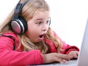 Діти на інтернет
