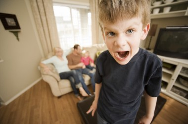 Виховання агресивних дітей