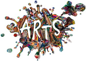 The world of art around us.
