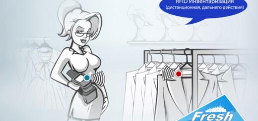 Система RFID-інвентаризації