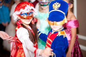 Новорічний бал – маскарад