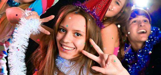 новий рік сценарій для старшокласників фото