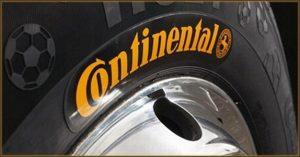 Шини Continental