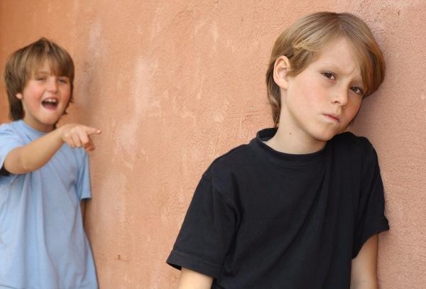 Конфлікт між хлопчиками