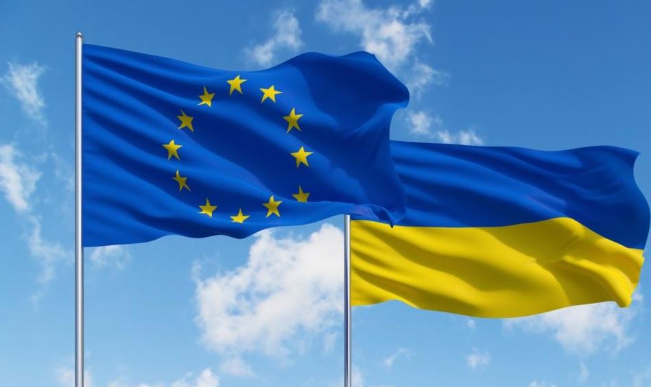 Українці серед інших європейських націй