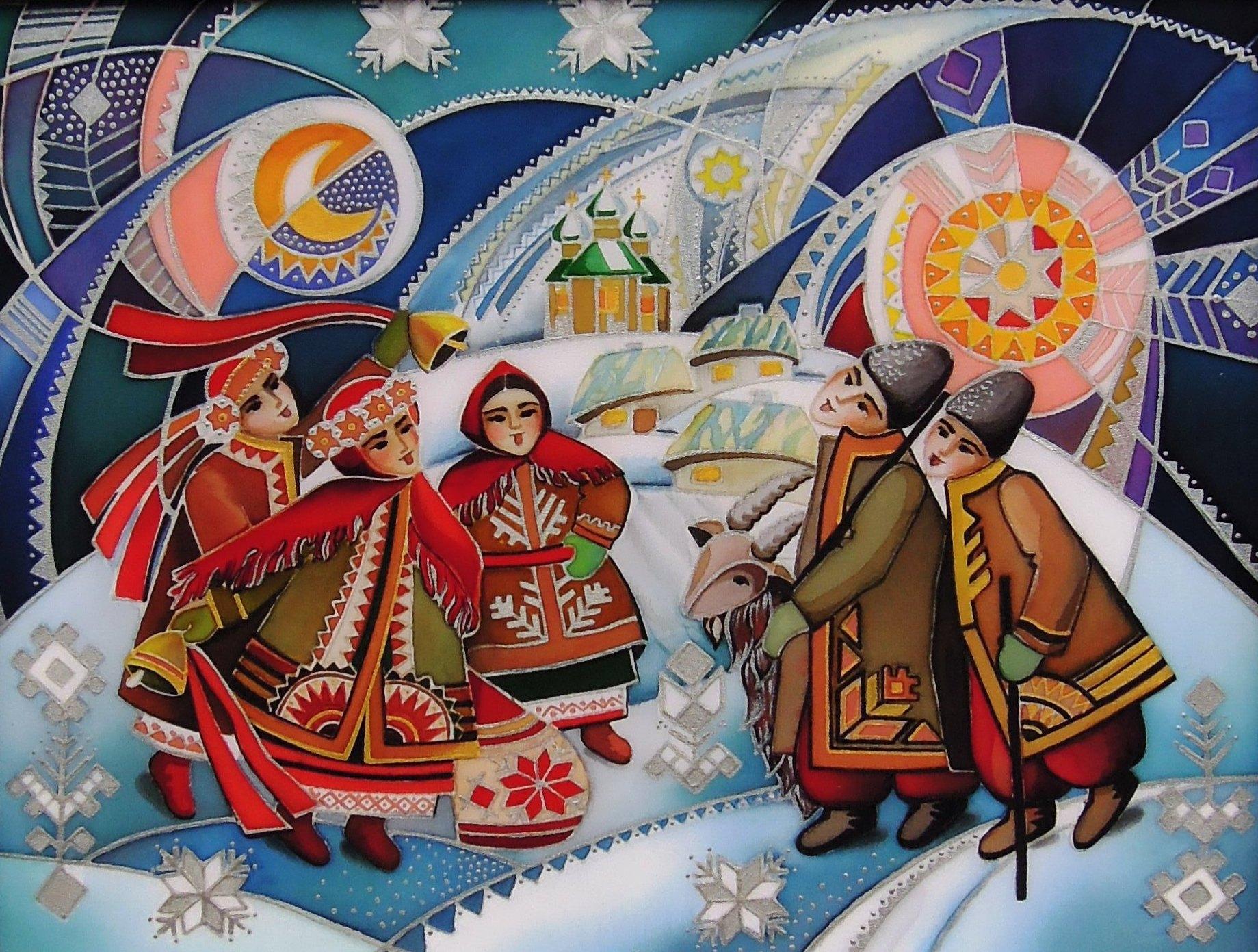 Святий Миколай іде — Різдво веде