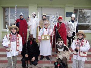 Сценарій різдвяного вертепу на 10 осіб