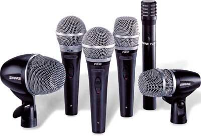Выбираем радиомикрофон