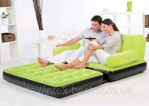 Надувні дивани Intex