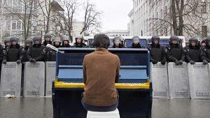 Піаніно євромайдану