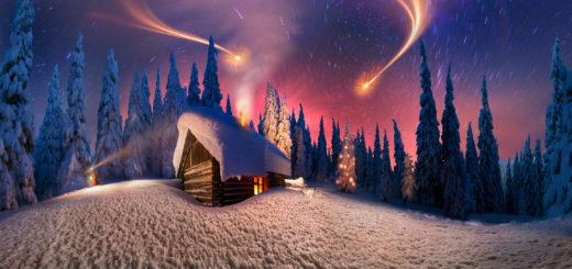 Новий рік у селі