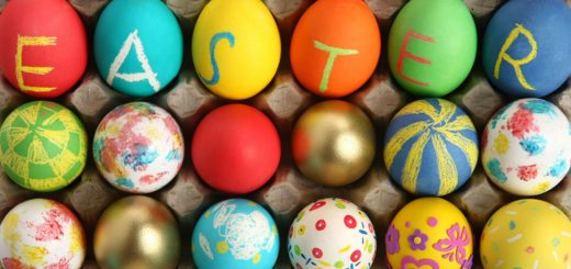 Easter in Great Britain and Ukraine