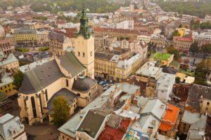 Львів європейське місто