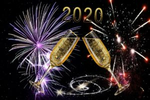 Новорічні тости 2020