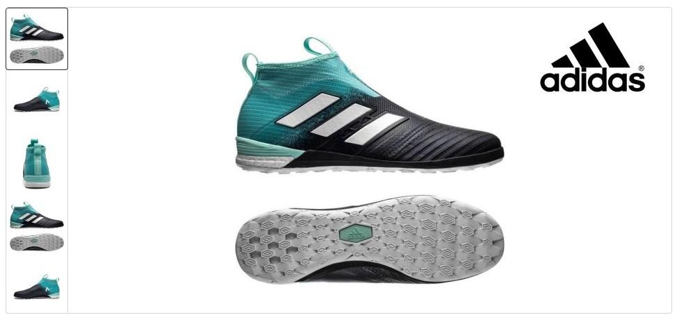 Сороконожки Adidas ACE Tango 17