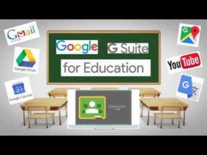 G Suite для шкіл
