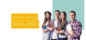ЗНО 2020