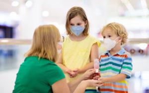 Рекомендацій МОЗ щодо організації протиепідемічних заходів у закладах освіти