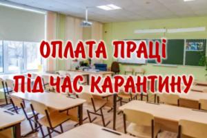 Оплата праці вчителя