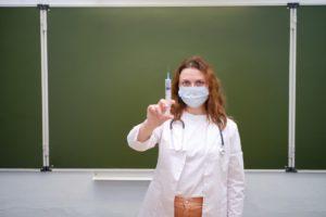 Вакцинація вчителів